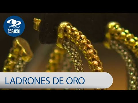 Ruta del oro robado: lo procesan en sofisticados tuneles y termina en Europa | Noticias Caracol