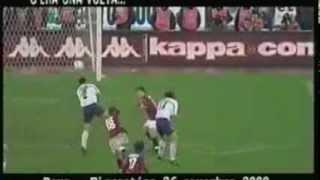 2000/2001 Batistuta Vs Fiorentina