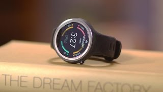 The Moto 360 Sport isn't the running smartwatch you are looking for