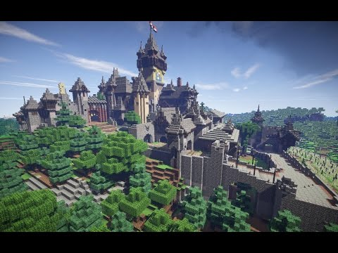 minecraft castle cochem burg cochem minecraft project