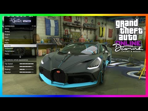 GTA 5 Online The Diamond Casino & Resort DLC Update - NEW VEHICLES! Trufadde Thrax & MORE In Game!