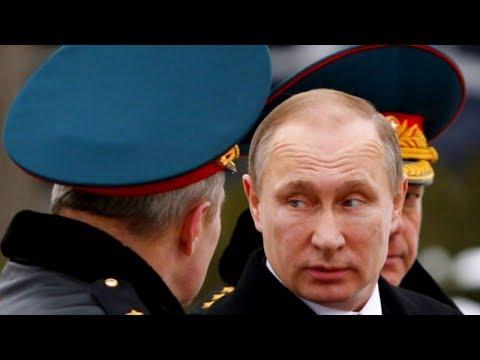 Масштабная чистка в России: Путин уволил 11 генералов