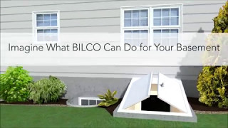 BILCO Products For Finished Basements
