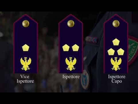 """La Polizia di Stato cambia """"volto"""". I nuovi segni distintivi di qualifica."""