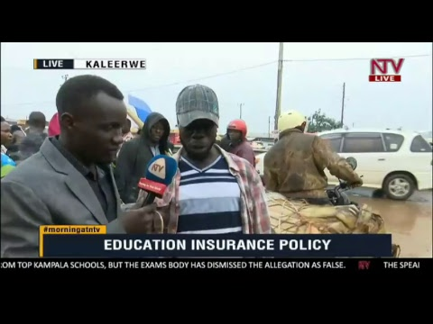 ON THE GROUND: What is the role of Education insurance?