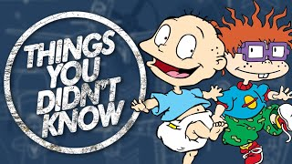 7 Things You Probably Didnt Know About Rugrats