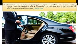 Why Choose us for San Diego Airport Car Service