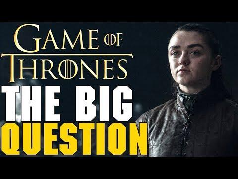 Is Arya Stark a Mary Sue? - Game of Thrones Season 8 Rant