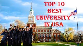 Top 10 Best Universities in USA | US Best University 2020 | Best School and University in America