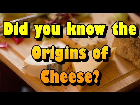 The origins of  cheese
