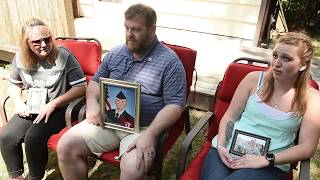 A family remembers the life of Staff Sgt. James Grotjan