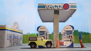 ARCO's Tales from the Pump: The Mascot