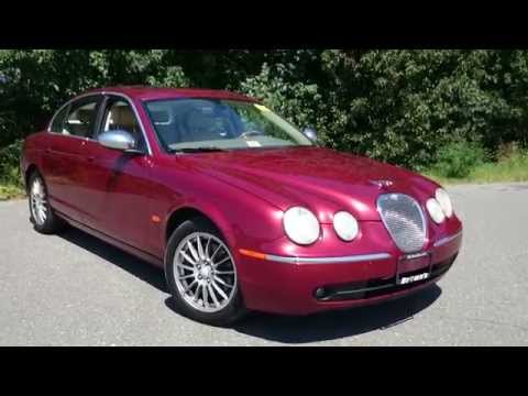 2007 Jaguar S-Type Walk-Around & Tour