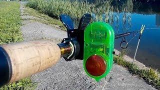 Сигнализатор поклевки хоксвел 66 на рыбалке