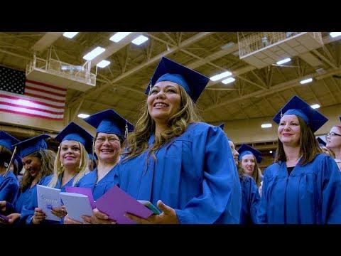 2018 CNM Graduation