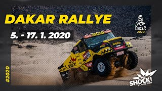BIG SHOCK RACING // FINAL // DAKAR 2020