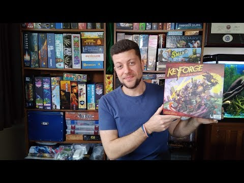 RogueWatson Reviews - Keyforge: Call of the Archons