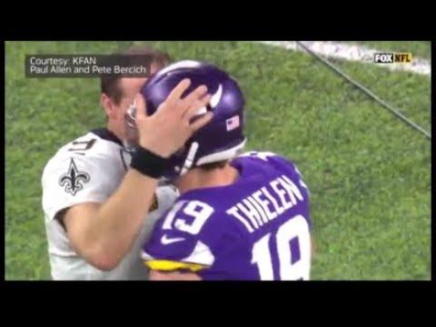 Stefon Diggs touchdown but Titanic  music makes it 100x better