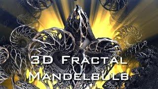 Eternal Light - Mandelbulb 3D fractals HD 720p