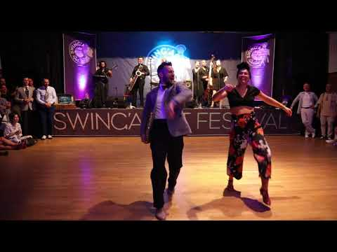 SwingAout 2018 - William & Maeva Impro - SwingAout Festival