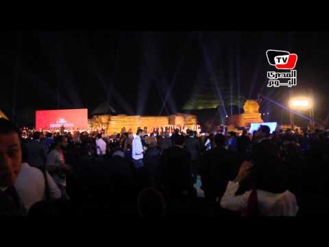 وزير الثقافة في ختام «القاهرة السينمائي»: الحمد لله