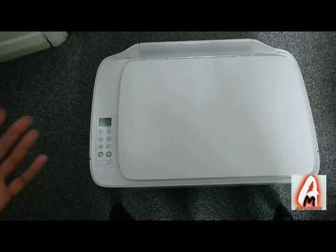 Hewlett Packard HP Deskjet 3630 All in one Compatible Printer (Review)