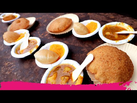 The ULTIMATE Indian BREAKFAST STREET FOOD TOUR of Old Delhi   Delhi, India