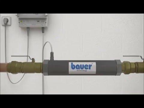 Bezchemiczne uzdatnianie wody Bauer - zdjęcie