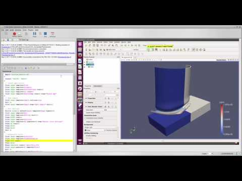 CAD Test Automation using Paraview - GUI Test Automation