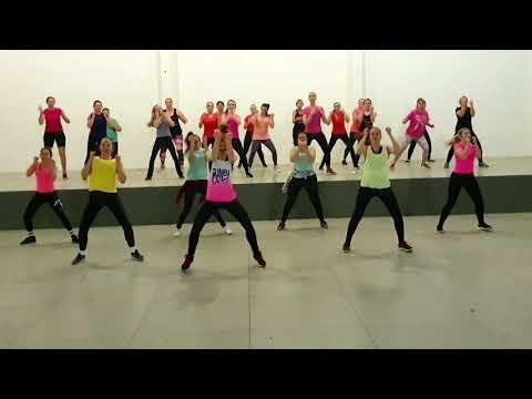 Uma Nora Para Cada Dia Kevinho Zumba® Dance Coreografia Shake It Mlb