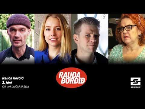 Rauða borðið: Upplausn Bandaríkjanna