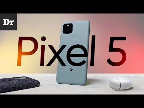 НАСТОЯЩИЙ ОБЗОР Pixel 5