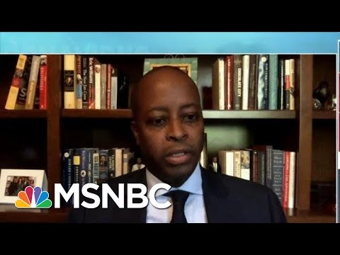 U.S. Faces 25 Percent African-American Unemployment Rate, Howard President Says | MTP Daily | MSNBC