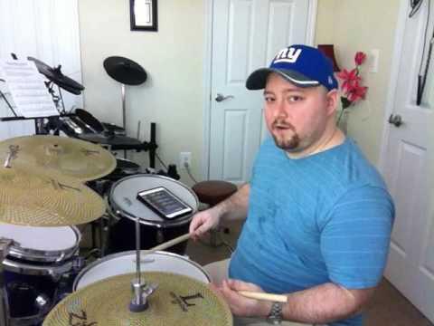 """Zac Treby's Drum Studio International: """"40 Rudiments: Single Ratamacue"""""""