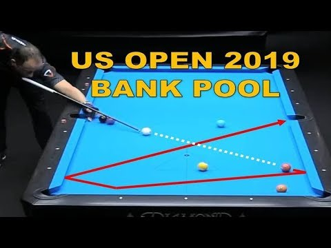 Best Banks - 2019 US Open Bank Pool Championship