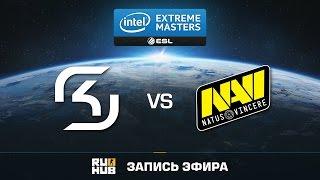 SK Gaming vs Natus Vincere - IEM Katowice - de_overpass [Enkanis, yxo]