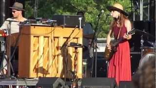 Feist--A Commotion--Live @ Bonnaroo Music Festival 2012-06-08