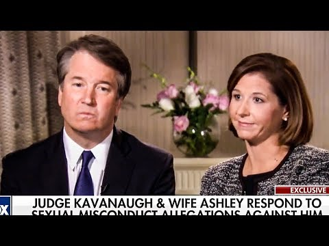 Kavanaugh Melts Down During Fox Interview, Claims Virginity As Accusation Alibi