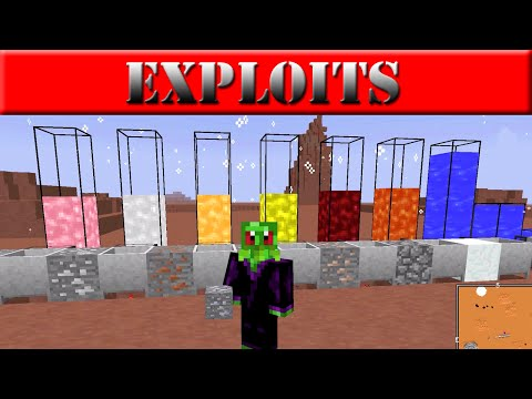 Blast Off | Infinite Water, Lava, and Metals | Modded Minecraft Exploits