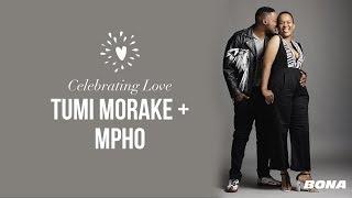 BONA Celebrates Love With Tumi Morake And Mpho Osei-Tutu