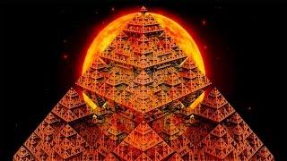 Mandelbulb 3D Animation - Pyramid