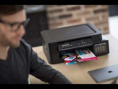 review printer brother mfc t810dw