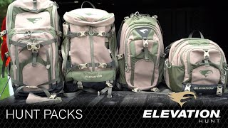 New Hunt Packs - Elevation