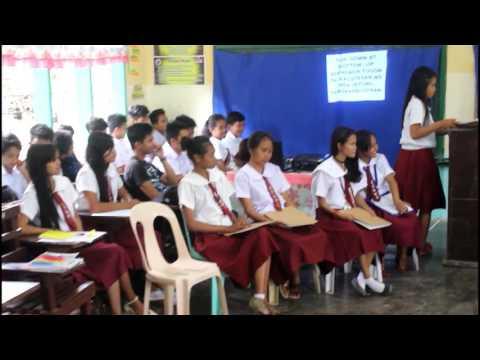 Ang Mga Suliranin at Hamong Pangkapaligiran- Group 5 ( Grade