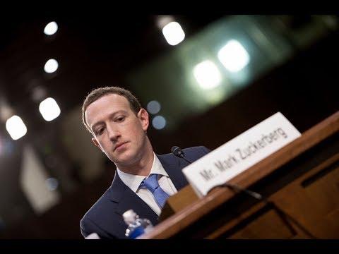 Deuxième journée d'audition pour Mark Zuckerberg