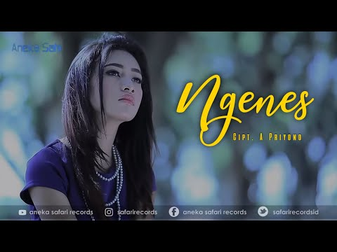 Lagu Terbaru Banyuwangi | Ngenes - Denik Armila ( Official Music Video ANEKA SAFARI )