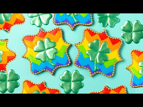 Saint Patrick's Day Cookies | Collab with HANIELA'S