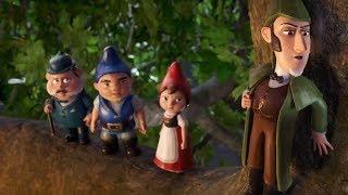夏洛克糯爾摩斯,Gnomeo and Juliet Sherlock Gnomes,電影預告中文字幕