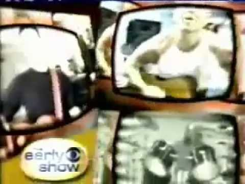 Buddy Iahn on CBS Living Room Live