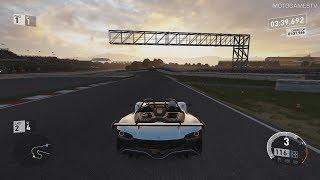 Forza Motorsport 7 - 2017 Vuhl 05RR Gameplay